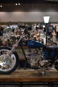 平和モーターサイクル - HEIWA MOTORCYCLE - | トライアンフ・BSAなどの英車から国産車のカスタムバイク