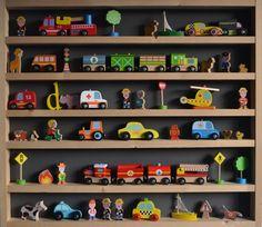 Lie Exclusief | (Speelgoed) Letterbak | Houten speelgoed | www. lie-exclusief.nl