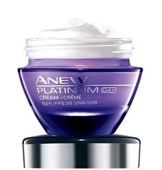 Avon Anew Platinum Day Cream Spf 25