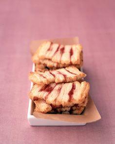 Raspberry Pastries Recipe