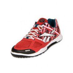 569a8898194c Reebok Crossfit Nano 2.0 Mens Training Shoe V51722 Excellent Red-White-Captain  Blue-Steel