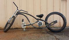 Lowlife Bikes Custom Cruiser Bicycles | More Pics of Lowlife Bikes