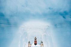 'I Do' Inside A Glacier In Iceland