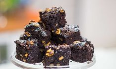 These delicious gluten-free brownies are actually good for you too