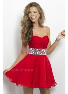 Red homecoming dresses uk