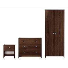 Buy Seville 3 Piece 2 Door Wardrobe Package - Wenge at Argos.co.uk, visit Argos.co.uk to shop online for Bedroom suites and packages