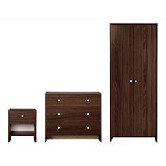 Buy Seville 3 Piece 2 Door Wardrobe Package - Wenge at Argos.co.uk, visit Argos.co.uk to shop online for Bedroom suites and packages