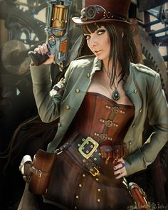 Steampunk by FroweMinahild