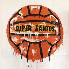 Volevo un SuperSantos. Per informazioni sulle mie opere info@massimosirelli.it #catanzaro #calabria #MassimoSirelli #pallone #football #supersantos #paint #painting #pop #porart #sprayart #graffiti...