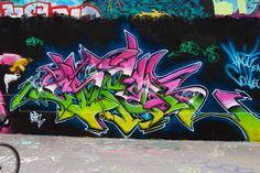 ESPER #Graffiti @ Paris (France) #streetart