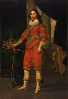 3.  Early Baroque (Cavalier) - - Charles I of England Mytens