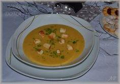 Hrachová polévka (nejen Štědrovečerní) Thai Red Curry, Ethnic Recipes, Europe