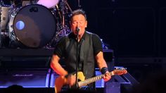 Burning Love - Bruce Springsteen - April 17, 2014 - Nashville, TN