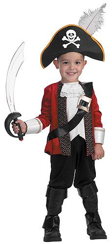 captain hook toddler costume - Google Search