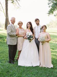 Mike and Gentry's Backyard Texas Wedding