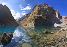 Fann Mountains In Tajikistan http://avaxnews.net/charming/fann_mountains_in_tajikistan.html