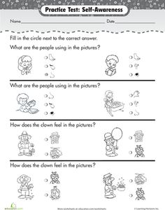 Elementary+Life+Skills+Worksheets ... stuff on Pinterest | Worksheets ...