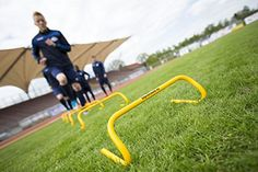 Hurdle - step hurdle - for sports, soccer, football and here for a better jumping and coordination. A good hurdle for your special jump training. Height onl