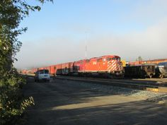 CPR SD40-2F 9008