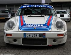 Porsche 911 Martinii livery