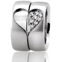 Image detail for -Couple Rings | Couple Promise Rings | Couple Matching Engagement Rings ...