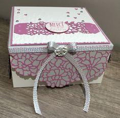 Hello, hello Je vous retrouve aujourd'hui pour vous montrer une boite que j'ai offerte au couple d'amis qui nous a invité pour le réveillon du jour de l'an. Il s'agit …