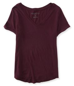 Seriously Soft Perfect V-Neck Tee - Aéropostale®