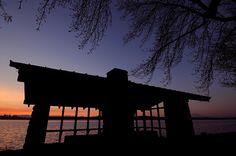 Madrona Park, Seattle- PIcnic shelter- from sunrisesoup on Flickr