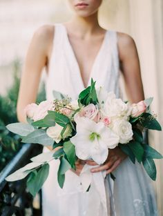 Photography : Katie Stoops Photography | Floral Design : Cynthia Martyn Events Read More on SMP: http://www.stylemepretty.com/2016/02/05/luxurious-parisian-wedding-inspiration/