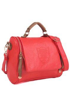 Buy CTO Fashion Korean Candy-Colored Handbag Ladies Bag Retro Tide Shoulder Bag Diagonal Bag Belt Length Adjustable BG-0556 Red (EXPORT) online at Lazada. Discount prices and promotional sale on all. Free Shipping.