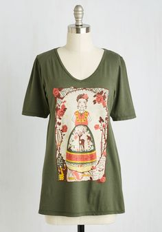 Lounge Clothing, Accessories & Decor - Frida Be You Tee