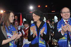 Princess Stephanie - Monte-Carlo 35th International Circus Festival 2011 - January 20, 2011