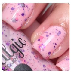 Nostalgic Nail Lacquer - Girls on Film