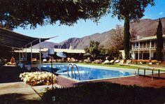 Stay The Night At Sinatra And Reagan's Once Favorite Palm Springs Spots At The Colony Palms Hotel