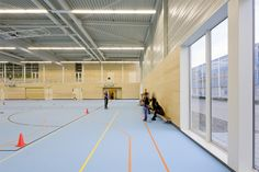 Gallery of Sports Hall / Slangen + Koenis Architects - 10