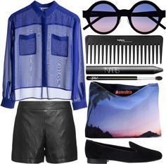 """""""sunset"""" by jesicacecillia ❤ liked on Polyvore"""