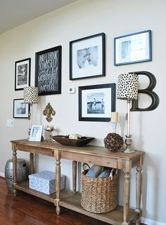 This home tour is filled with inexpensive decor ideas {sources included} and easy DIY's.
