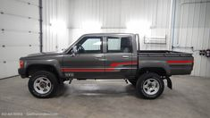 Land Cruisers Direct - 1988 Toyota Hilux SSR #8394