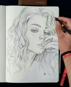 Image could contain: Drawing – Site Today – Image could contain: drawing – – Zeichnung Cool Art Drawings, Pencil Art Drawings, Realistic Drawings, Art Drawings Sketches, Horse Drawings, Animal Drawings, Drawing Sites, Art Sketchbook, Drawing People
