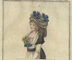 May 1796 Journal des Luxus und der Moden