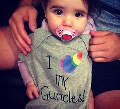 cool gifts for kids and babies from their gay aunts and uncles