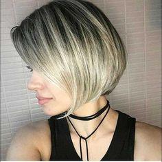 7-Bob Hairstyle 2017