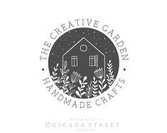 Logo Discover Custom and Premade Logo Design for Small Business by CicadaStreetDesigns Branding made simple by CicadaStreetDesigns on Etsy Food Logo Design, Seal Design, Identity Design, Brand Identity, Design Design, Design Trends, Typography Logo, Typography Design, Fashion Typography