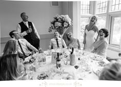 Wedding Fun in the Garden Suite at Whirlowbrook Hall