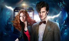 Matt Smith and Karen Gillan help Doctor Who fan propose to his girlfriend - Click on link to see the video clip!