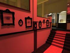 Bar Design Entrance - Night