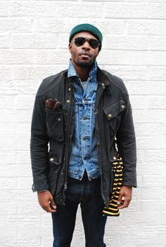 raddestlooks:  jabaribrown:  November 2013 Layer-cake  Raddest Looks On The Internet http://www.raddestlooks.net