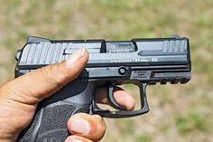 HK P30SK Quality And Accuracy In A Subcompact 9mm Package.