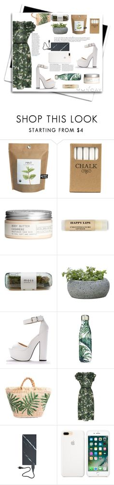 """""""Untitled #287"""" by pretty0329 ❤ liked on Polyvore featuring Jayson Home, H&M, Campania International, S'well, Johanna Ortiz, Anja and Case Scenario"""