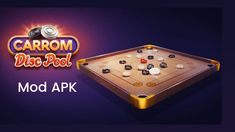 You playing carrom disc pool. Relive your childhood memories in this hit multiplayer *Carrom board game!* Carrom is an easy-to-play mu. Carrom Board Game, Pool Coins, Mod App, Open Games, Old Board Games, Pool Hacks, Up For The Challenge, Gaming Tips, Free Gems